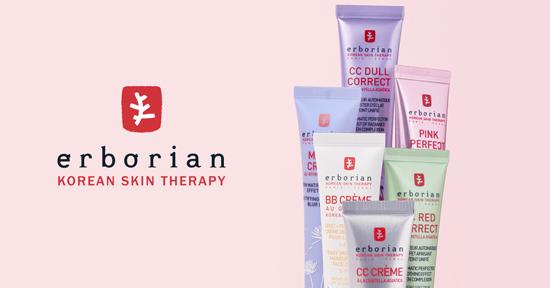 ERBORIAN Korean Skin Therapy - jetzt entdecken