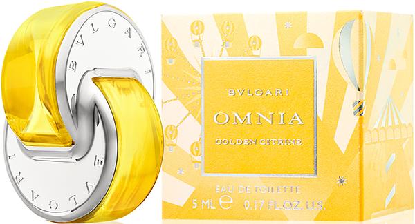 Gratis BVLGARI Omnia Golden Citrine Eau de Toilette Miniatur (5 ml) - jetzt sichern