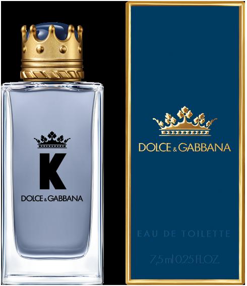 Gratis K by DOLCE&GABBANA Eau de Toilette Miniatur (7,5 ml) - jetzt sichern