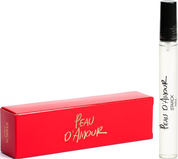 Gratis STARCK Paris Peau d'Amour Eau de Parfum Purse Spray (9 ml) - jetzt sichern