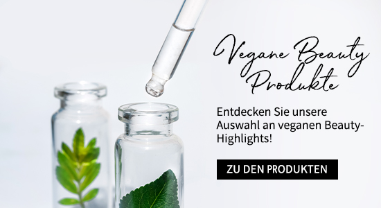 Vegane Beauty Highlights - jetzt entdecken
