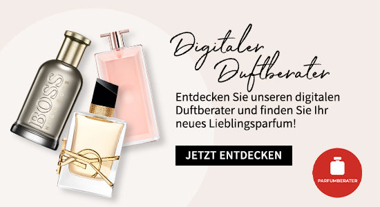 Digitaler Duftberater - jetzt entdecken